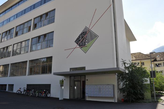 Hauseingang PWG Hoefli, Hoefligasse 7, 6460 Altdorf