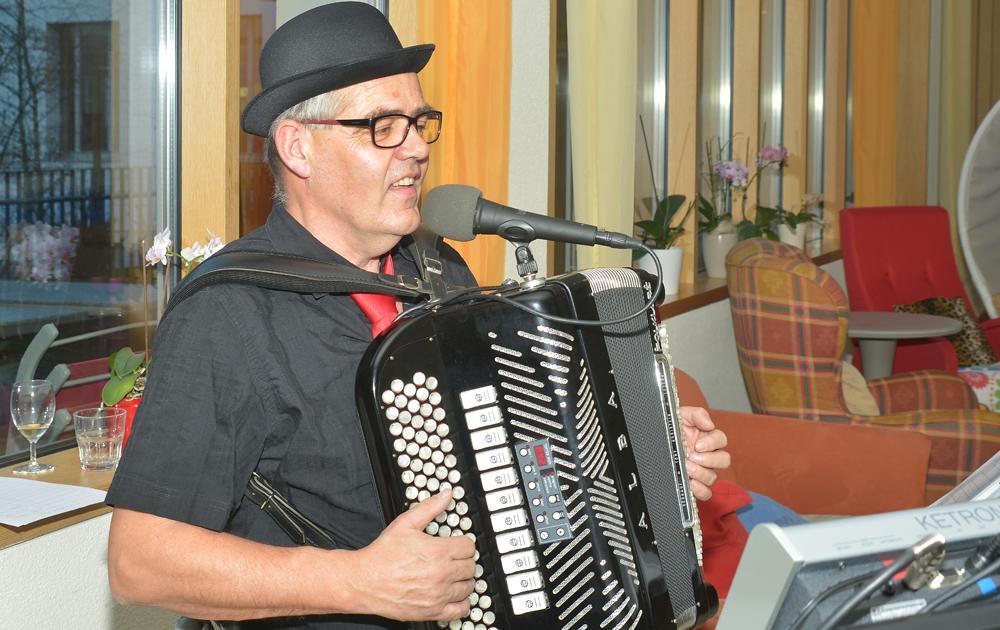PWG Hoefli musikalische Unterhaltung