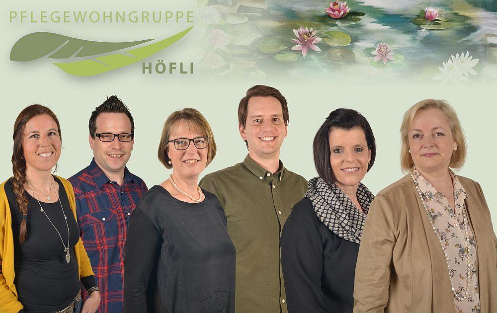 PWG Höfli Gruppenfoto Stiftungsrat